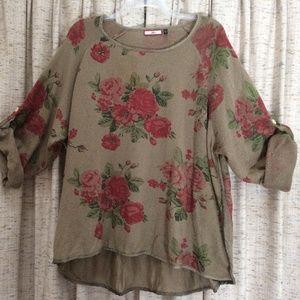 Joe Browns Floral Sweater